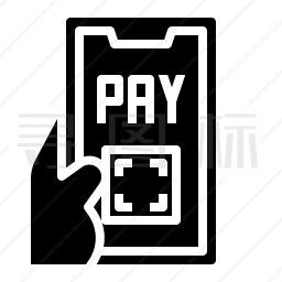 手机支付图标