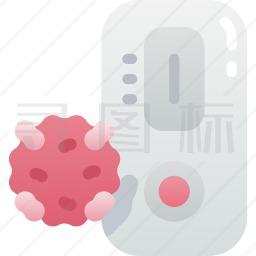 核酸检测图标