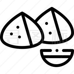 咖喱角图标