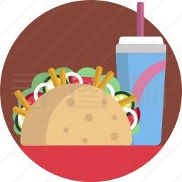 垃圾食品图标