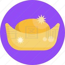 金元宝图标