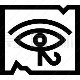 荷鲁斯之眼图标