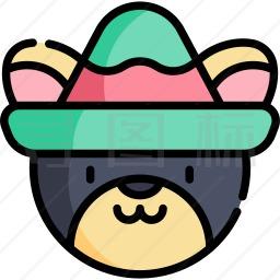 奇瓦瓦犬图标