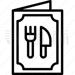 打开菜单图标