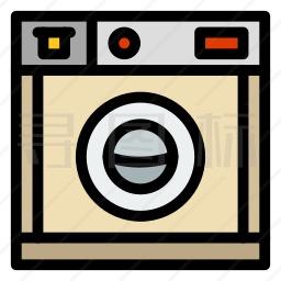 洗衣机图标