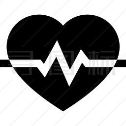 心脏病:图标