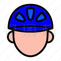 骑自行车的人图标