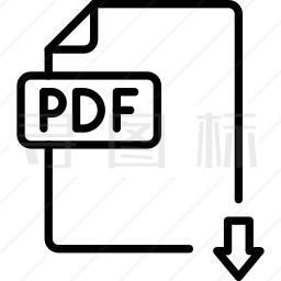 PDF文件图标