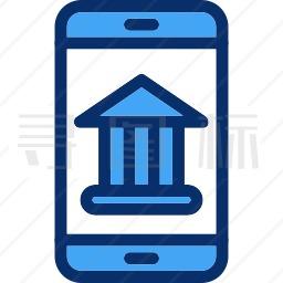 手机银行图标