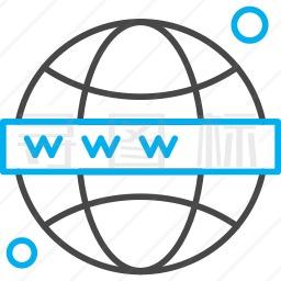 万维网图标