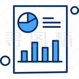 统计文件图标