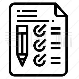 文件列表图标