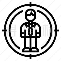 目标商人图标