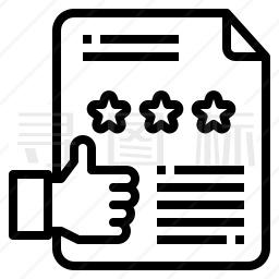 反馈文件图标