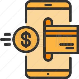 手机信用卡图标
