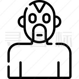 摔跤手图标