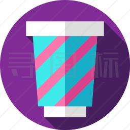塑料杯图标