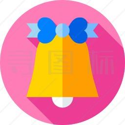 婚礼铃铛图标
