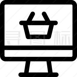 网上商店图标