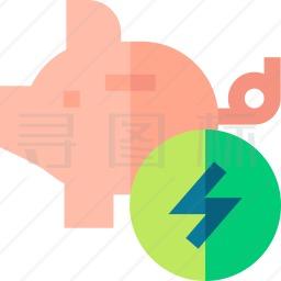 节约能源图标
