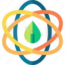 核能源图标