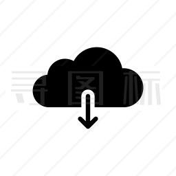 云计算图标