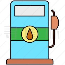 加油站图标