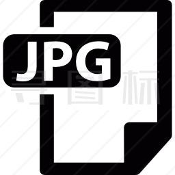 JPG格式图标