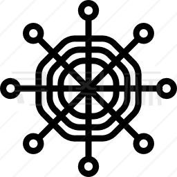 斯皮特徽标图标