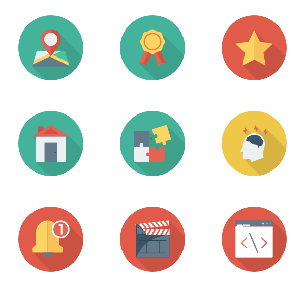 网页设计与用户界面图标