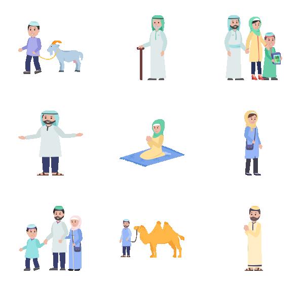 穆斯林传统家庭