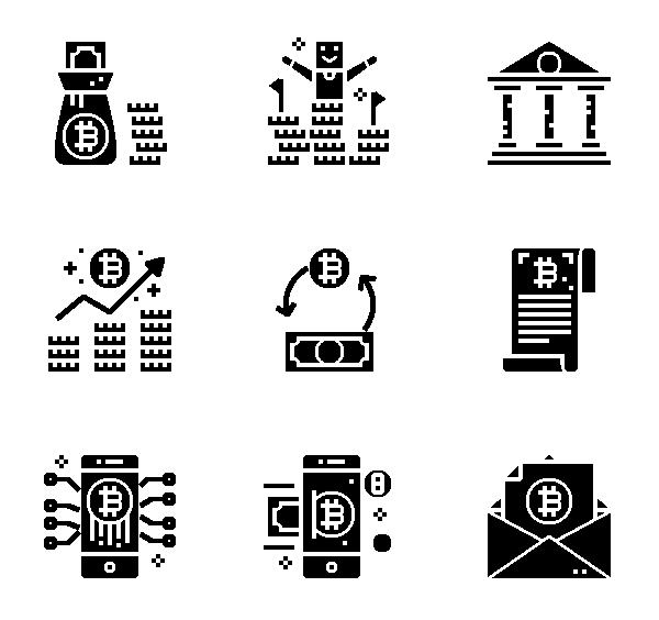 比特币图标