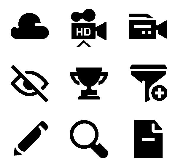 对象UI图标