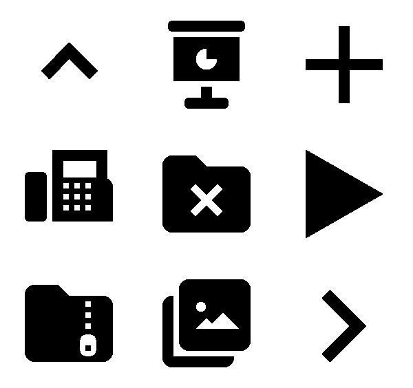 网页UI图标