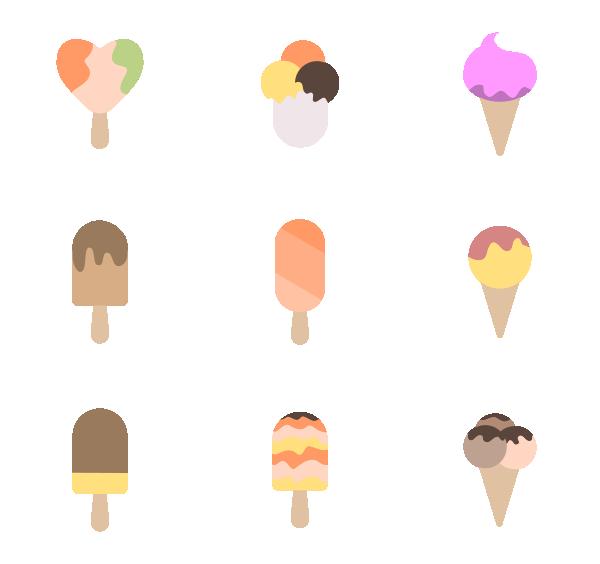 冰淇淋图标