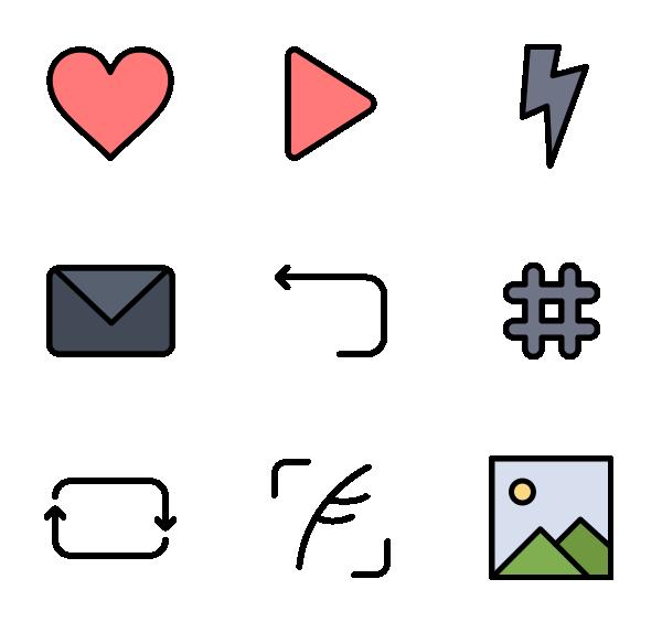 维特UI图标