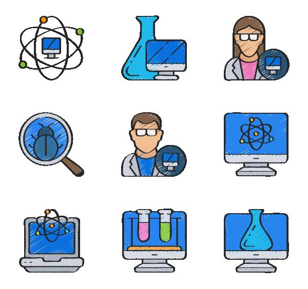 计算机科学图标