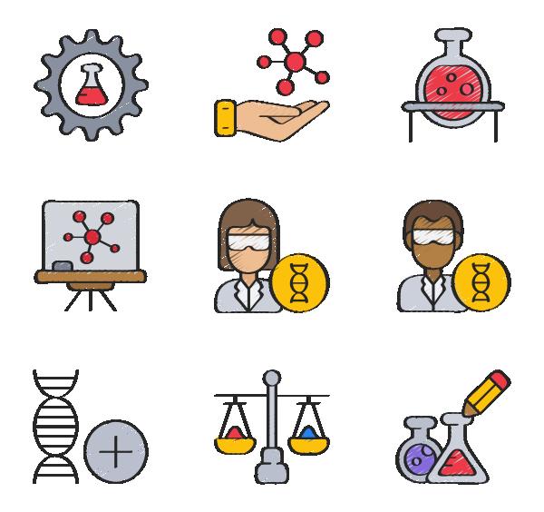 化学工程图标