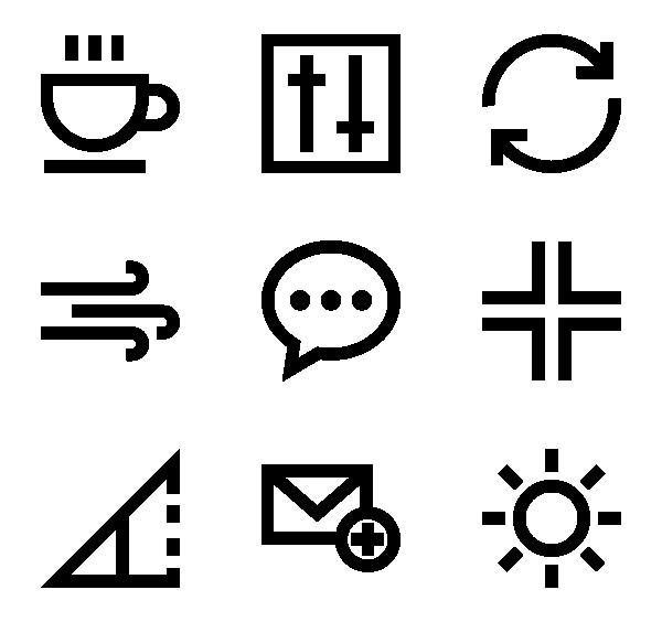 界面UI图标