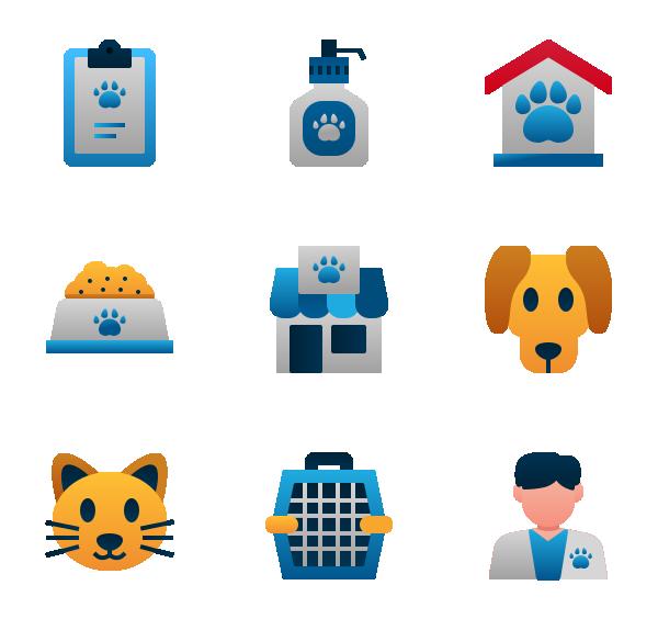 宠物医院图标