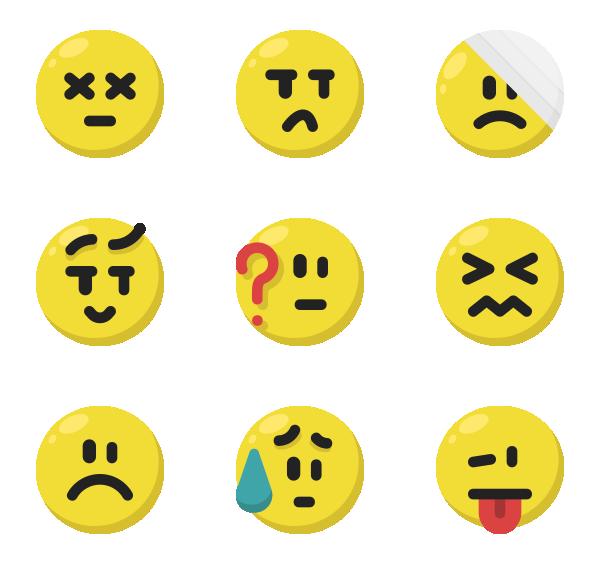 表情符号图标