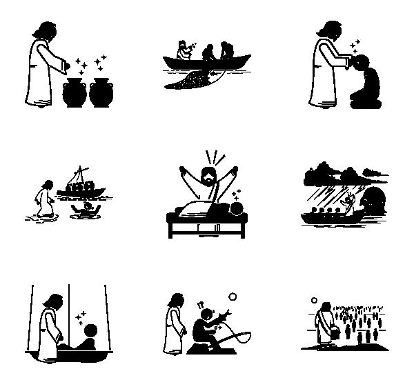 耶稣基督图标