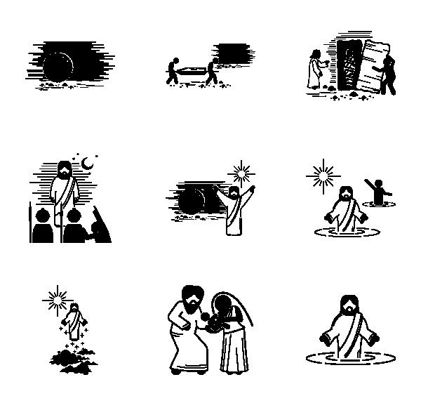 耶稣事件图标
