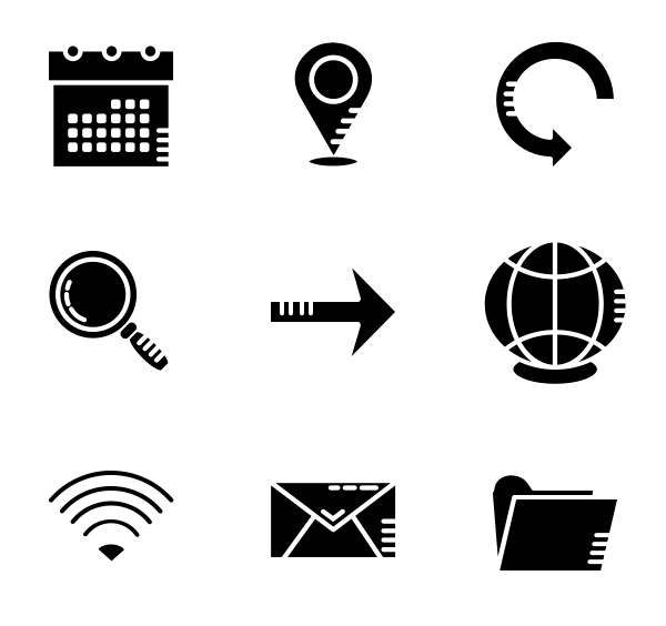 web UI图标