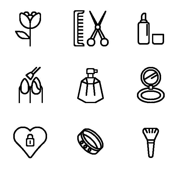 妇女节图标