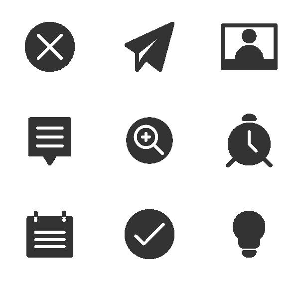 基本业务图标