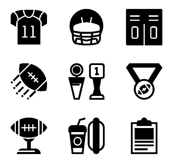 橄榄球图标