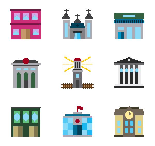 房地产图标