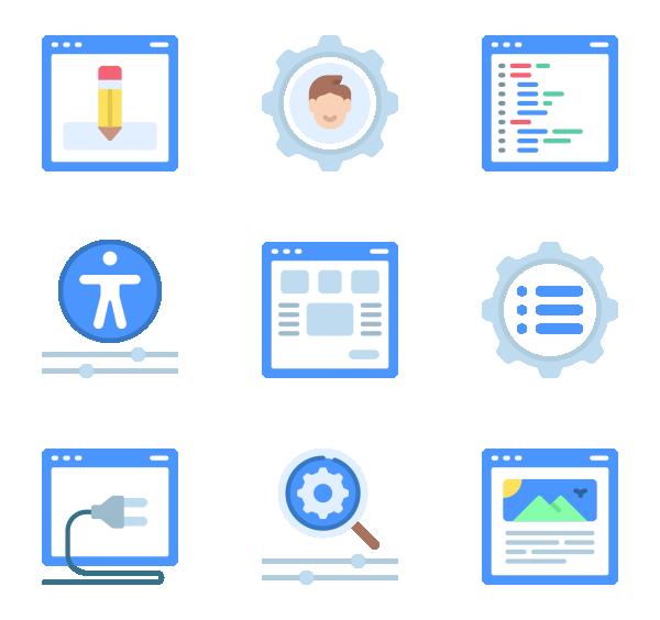 内容管理系统图标