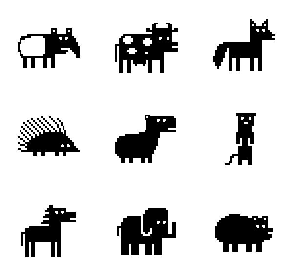 哺乳动物图标